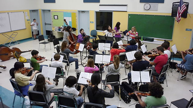 The advantages of Music Education to Children
